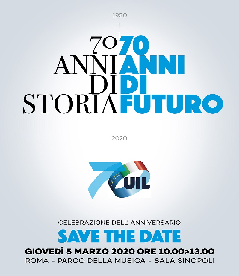 Save the Date UIL 70